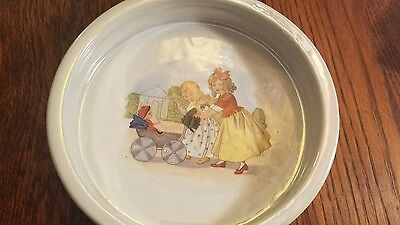 Vintage Childs Plate