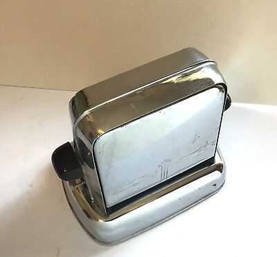 Vintage Antique Late1920's, Early 30's Kwik Way Knapp-Monarch Flip Doors Toaster