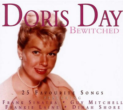 Doris Day - Bewitched - 25 - CD - BRAND NEW SEALED BEST OF GREATEST HITS