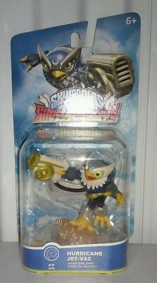 Skylanders SuperChargers HURRICANE JET-VAC Figure Shipped In a Box