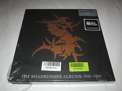Sepultura - The Roadrunner Albums: 1985 - 1996 ***deluxe 6Lp Box*** New/sealed
