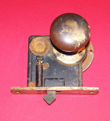 Unusual Door Knob And Hook Assembly