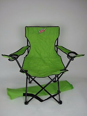 Mountain Dew Folding Chair with Case