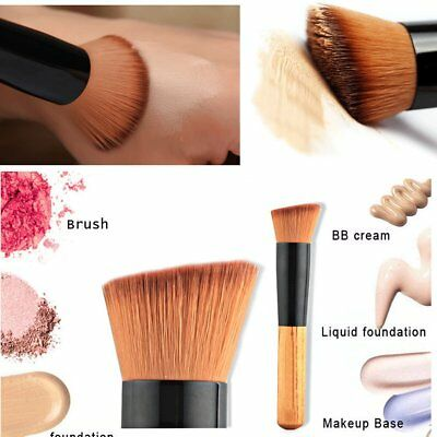 Vloeibare Foundation kwast - make-up borstels - Concealer Brush - Blending Brush