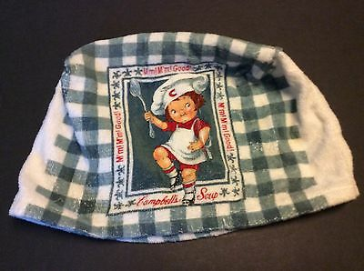 Campbell's Soup Company M'm! M'm! Good Toaster Cover 1999 CAMPBELL KIDS