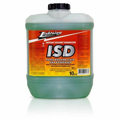 Parts Washing Fluid Non Flammable & Caustic can be diluted Safe on paint & skin