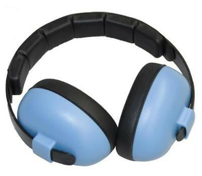 Baby Banz Infant Kid Hearing Protection Ear Muff Soft Cup Light Weight 3months+