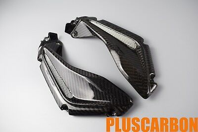 Air Extractor Covers MV Agusta F3 800 Air Extractor Covers TWILL Carbon Fiber
