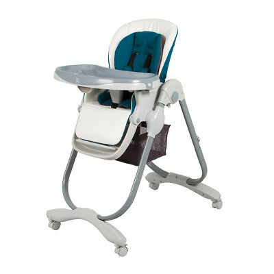 Childcare Trevi Highchair Baby Feeding High Chair Ultramarine Dream