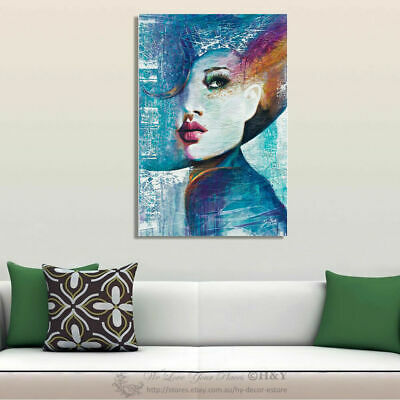 Gorgeous Stretched Canvas Print Framed Wall Art Hanging Home Office Decor Gift
