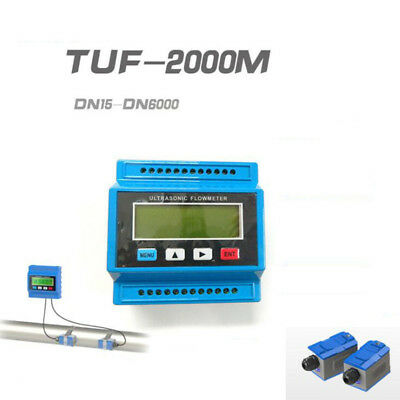 TUF-2000M-TM1 DN50-700mm or TS2 transducer DN15-100mm Flow Module flow meter