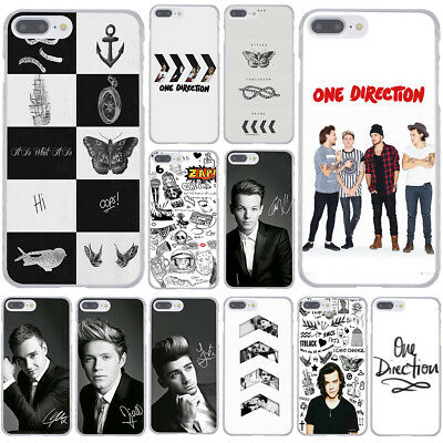 Niall Horan One Direction Liam Payne Harry Styles case cover For iPhone 6 7 8 X