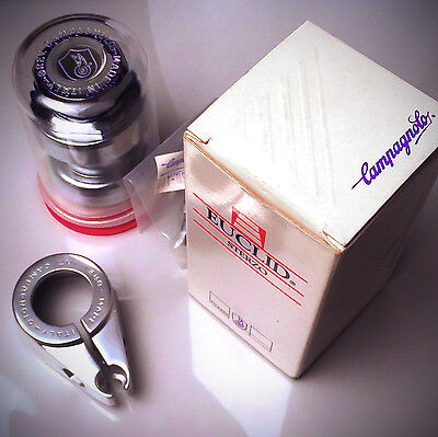 """Campagnolo Headset EUCLID 1"""" french thread Vintage Road Bike mtb NOS  NUOVO YETI"""