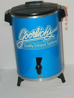 West Bend Goerlich's Quality Exhaust Coffee Maker  Automatic Percolator Mancave