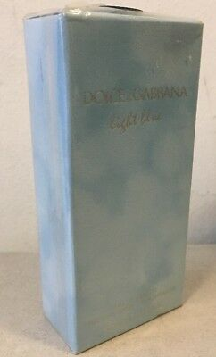 D&g Dolce E Gabbana Light Blue Edt Vapo 50 Ml