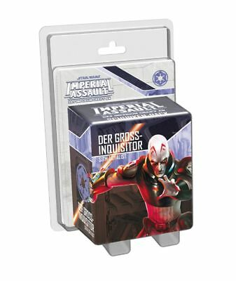 Star Wars Imperial Assault - The Grossinquisitor Extension (German) Imperium