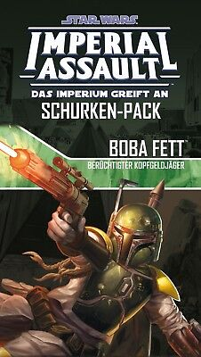 Star Wars Imperial Assault - Boba Fett Extension (German) Imperium Mercenary