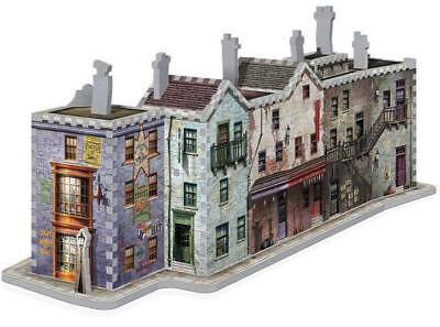 Harry Potter Hogwarts 3D Puzzle Built-Up Demo mit Display Case Winkelgasse