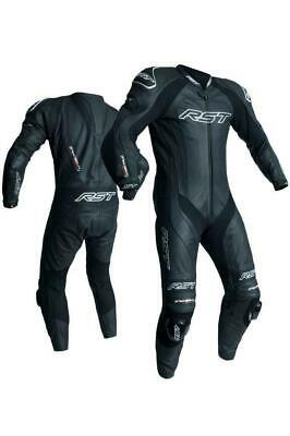RST 2041 Tractech Evo 3 III Motorcycle Leather One Piece Suit Black Latest Model