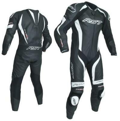 RST 2041 Tractech Evo 3 III Motorcycle Leather One Piece Suit White