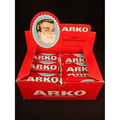 ARKO Shaving Soap Stick 75g | Vintage Traditional | Luxurious Lather Glide