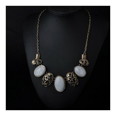Hot Sold Korean West Style Three Color Short Necklace Big Brand Fasionable Tempe