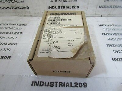 Rosemount 01151-0011-0043 Differential Pressure Transmitter New In Box
