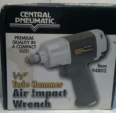 Central Pneumatic 1/2 Professional Air Impact Wrench