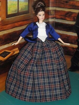 Barbie Outlander Claire Scottish Dresses and Accessories Choice of 4 Styles