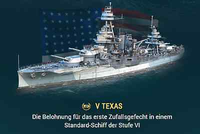 World of Warships Invite Link | Diana + Texas + 80k free xp + Captains + Credits