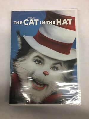 Dr. Seuss' The Cat In The Hat (New Dvd)