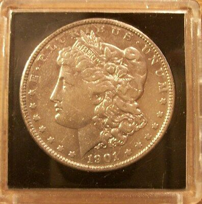 1901P Morgan Silver Dollar