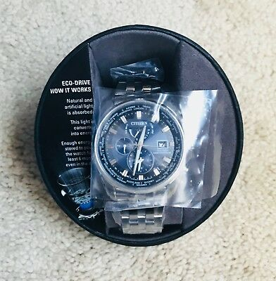 citizen eco drive watch manual h820