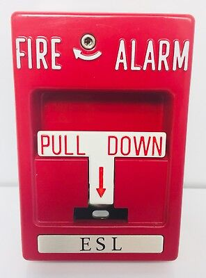 RMS-1T T-Bar Manual Fire Alarm Pull Station RSG, Inc.Model RMS1T