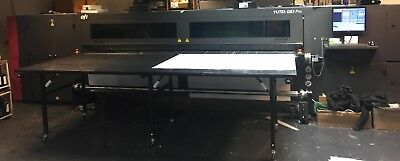 Vutek QS3 PRO UV Hybrid Flatbed Printer, with Ultra Drop heads 2015