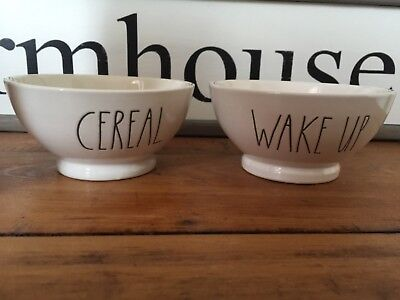 """Rae Dunn /""""BOWLS/"""" Best Selection **Save w//Combined Shipping Soup Cereal Ice Cream"""