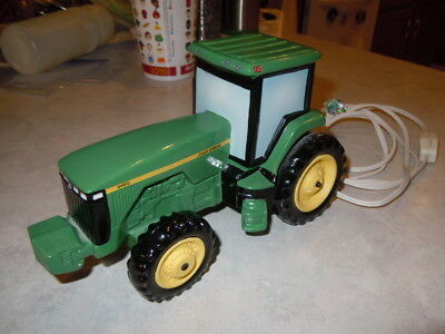 Enesco John Deere Farm Tractor Collectible Ceramic Night Light w/ Box Nightlight