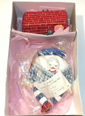 Humpty Dumpty Madame Alexander Doll Company Alice In Wonderland Collection Box