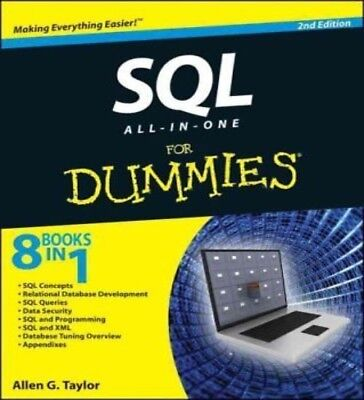 SQL All-In-One for Dummies, 2nd Edition PDF Read on PC/SmartPhone/Tablet