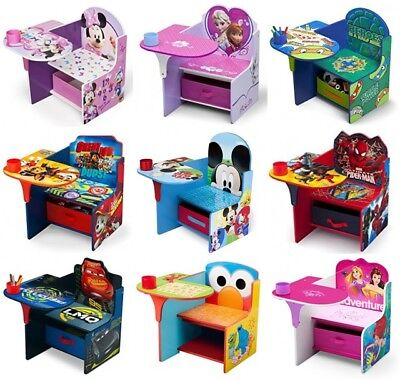 Table Kids Set Chair Desk Children Activity Play Study