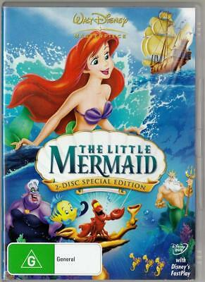 DISNEY, The Little Mermaid - 2-Disc Special Edition - DVD,