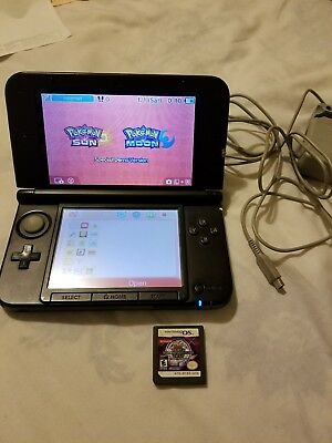 Nintendo 3DS XL (Latest Model) Blue/Black Handheld System (SPRSBKA1)