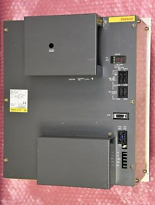 FANUC Power Supply Module  Typ: A06B-6087-H145  / Manual No.: B-65162