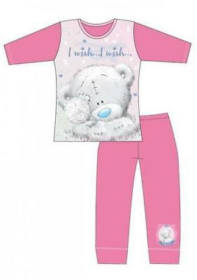 Girls Kids Me To You Tatty Teddy Pjs Pyjamas Sleepwear Trousers I Wish Pajama UK