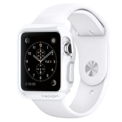 Case Spigen SGP SLIM Armor for Apple Watch 38mm 1 2 3 SERIES - WHITE
