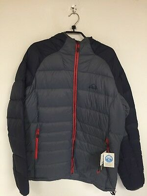Mc Kinley Daunenjacke Patos Herren Outdoor Freizeit Sport GR L Men extra warm