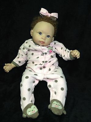 Reborn  So Truly Real Baby Doll By Linda Murray (342)