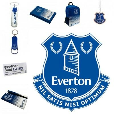 Everton Fc - Official Club Merchandise - Souvenirs Football Present Gifts