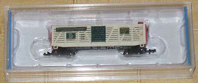 North Pole & Southern Christmas Reindeer N Scale Boxcar Bachmann and box