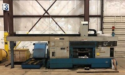 Mazak Multiplex 430 Cnc Turning Center, S/n 84334 (1990)